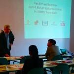 4. Forum Kulturtourismus 4.4.17 in Bronnbach