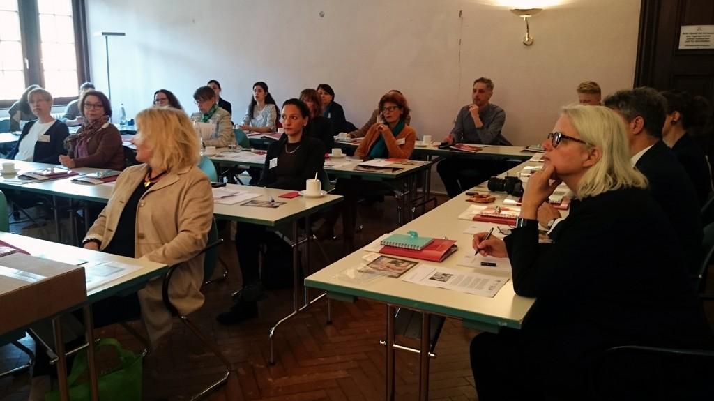 Bronnbach 040416 - Vortragsrunde1
