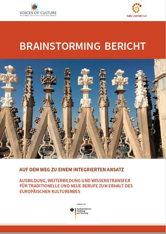 der Bericht in deutscher Sprache