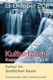 kulturforum koppelschleuse