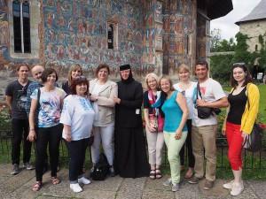 Lernen am Beispiel der bemalten moldawischen Kirchen der Bukowina